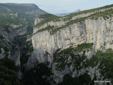 The Gorge du Verdon, France