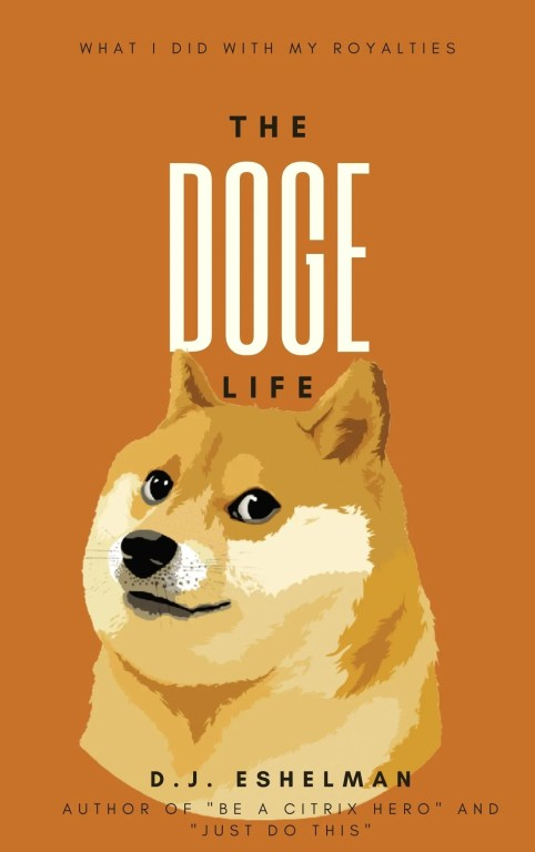 The DOGE Life book cover