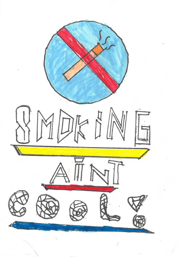 Smoking ins't cool