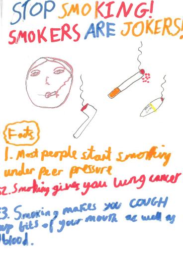 Smokers are jokers