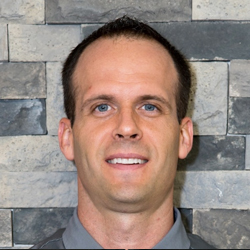 Dr. Ryan Kauffman headshot.