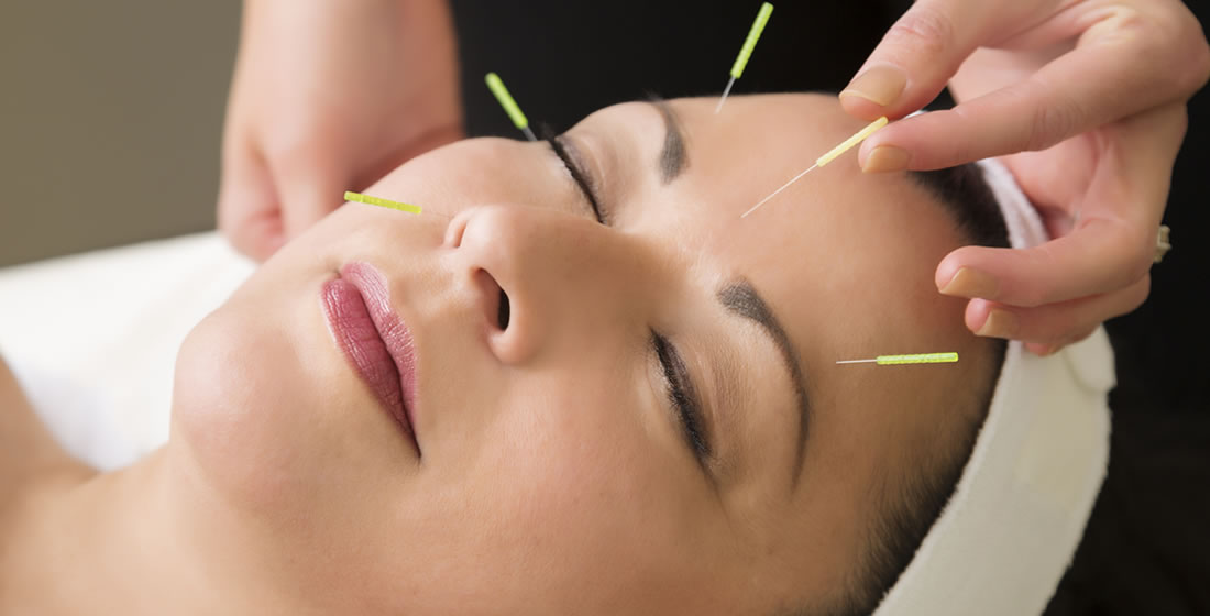 Facial rejuvenation at Almonte's Hands on Healing Centre