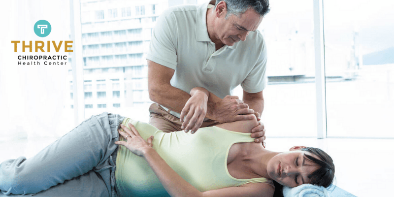 Chiropractic Care Treats Back Pain And Other Musculoskeletal Pain