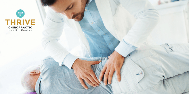Chiropractic Treatment Helps Relieve Pain