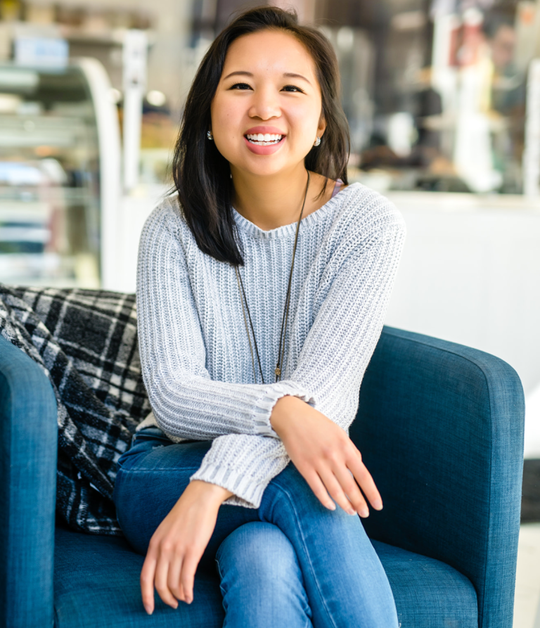 Bella Lam of Coconut Whisk