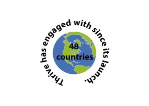 ThriveLearn has engaged with 48 countries since its launch.