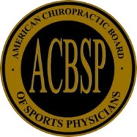 Thrive Milpitas is licensed by the American Chiropractic Board of Sports Physicians or ACBSP.