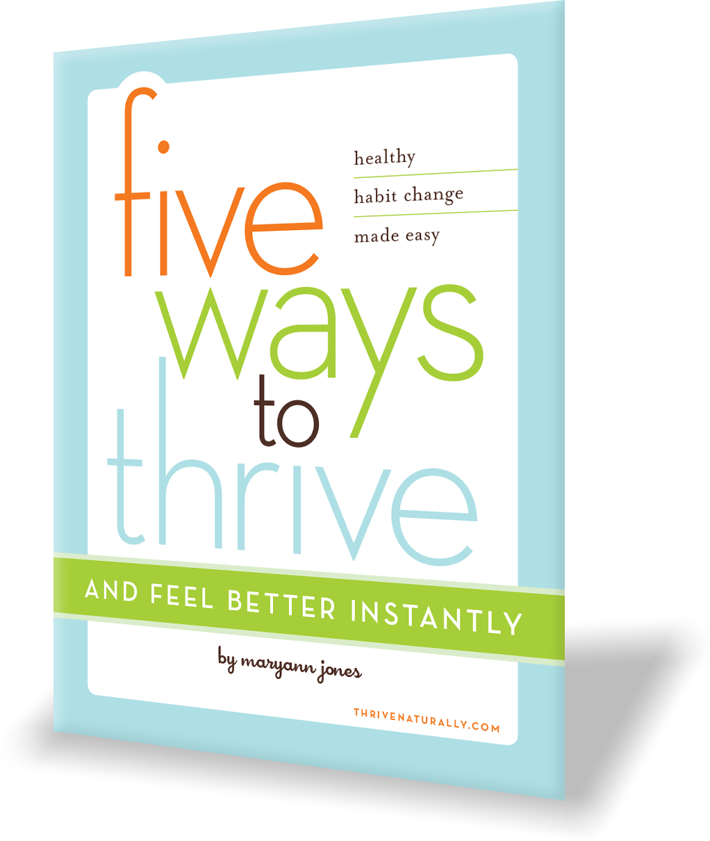 five ways to thrive ebook