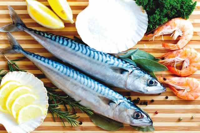 benefits of fatty oily fish
