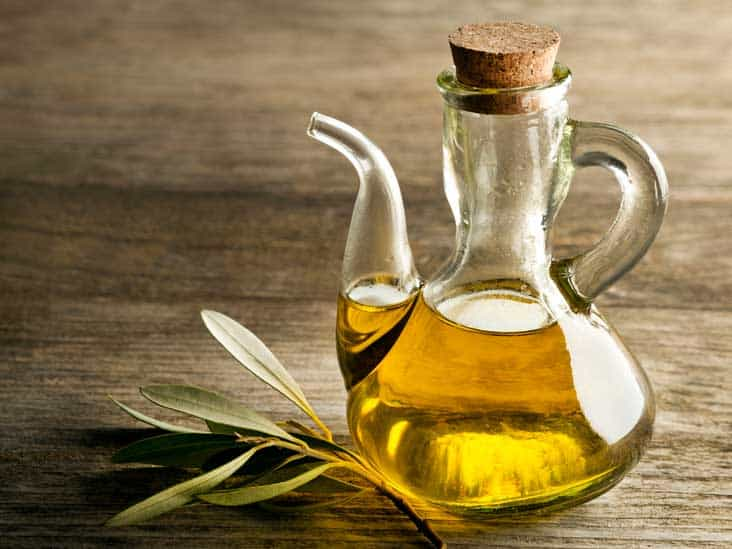 olive oil home remedy