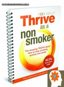 Habits and Addictions-Thrive as a Non Smoker