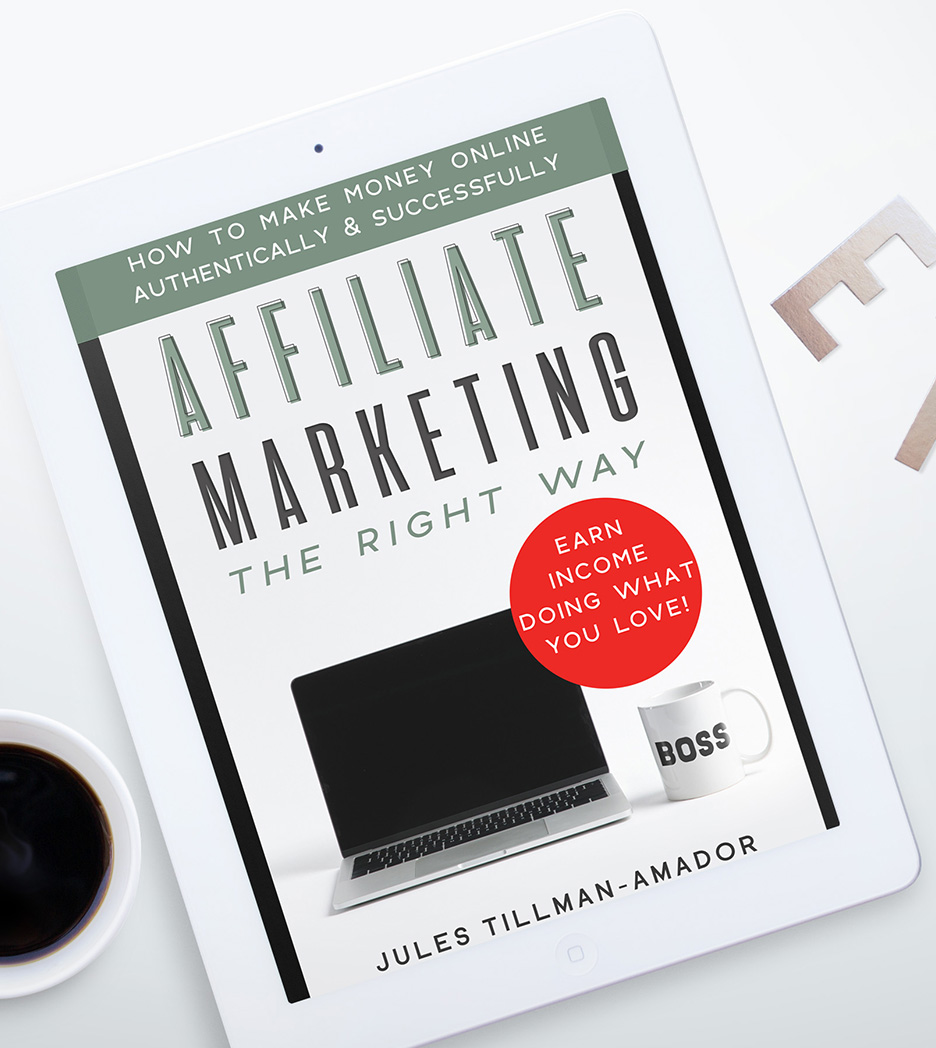 "Do you want to learn how to do affiliate marketing correctly and profitably? No expensive course needed! ""Affiliate Marketing the Right Way: How to Make Money Online Authentically and Successfully"" THE BOOK (on Kindle, audio and paperback) is here! #thrivingaffiliates"