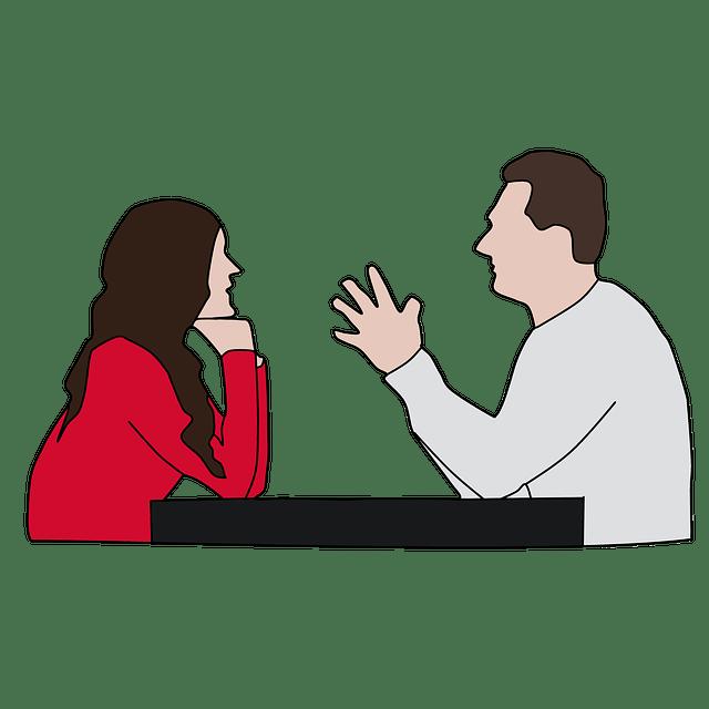 Talk husband wife