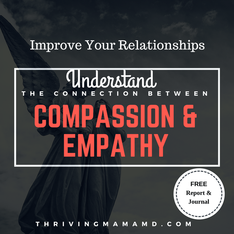 The Connection Between Compassion & Empathy