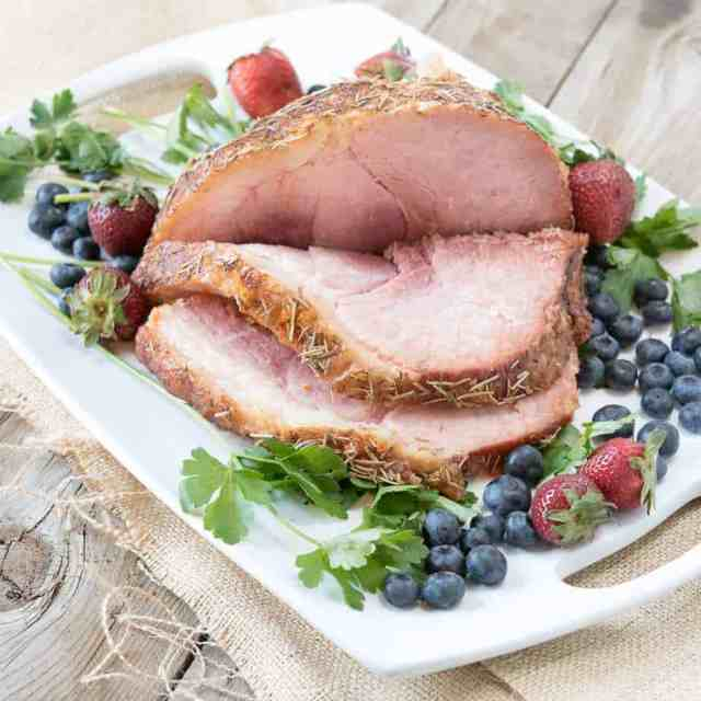 Slow Cooker Ham (Paleo and AIP)