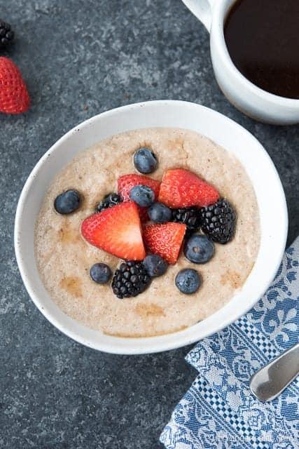Paleo Instant Pot Porridge