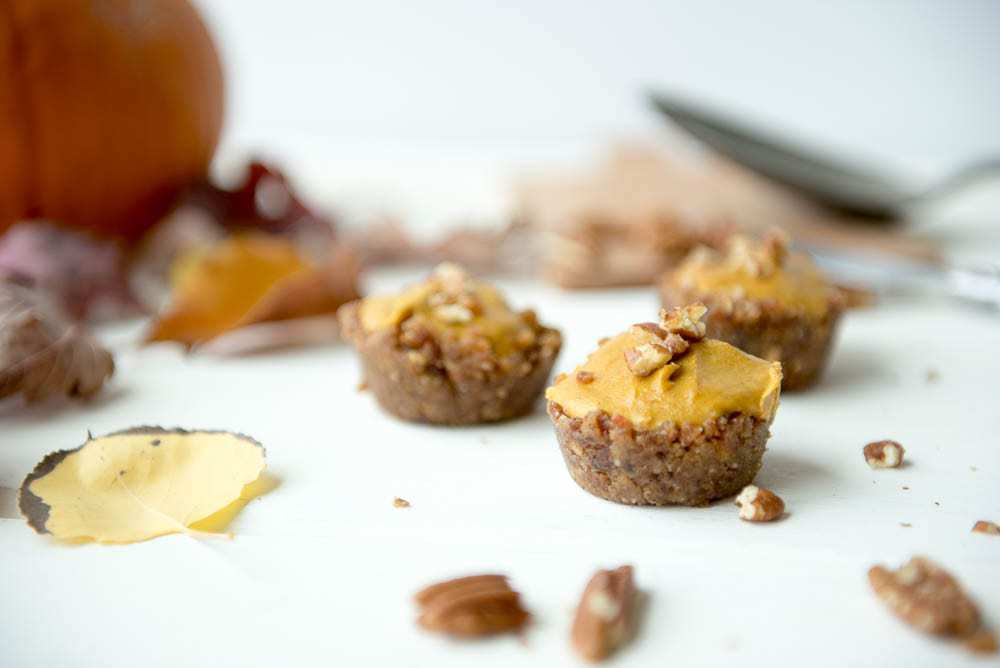 No-Bake Pumpkin Pie Bites That Will Make Every Guest Happy