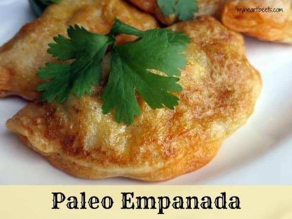 Paleo Empanada