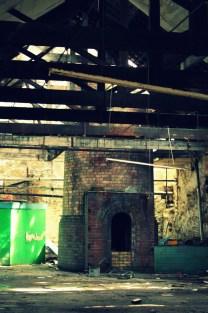 chimney room