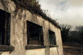 derelict hut cp