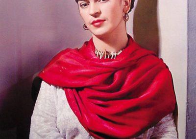 Mirror Mirror – Frida Kahlo Gallery Exhibit | Throckmorton NYC