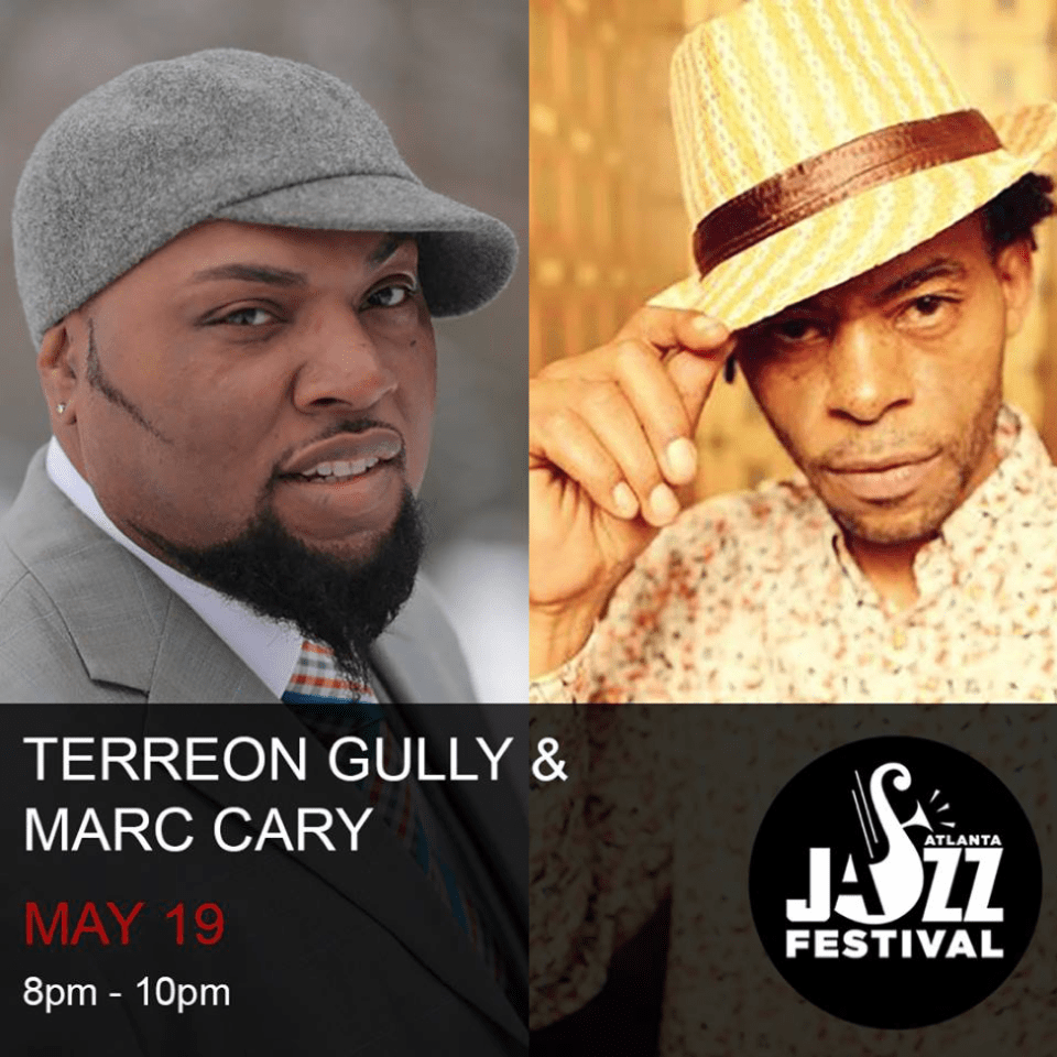 TERREON GULLY AND FRIENDS ATLANTA JAZZ FEST at SERENBE