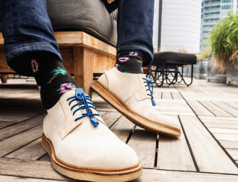 Lock Laces: Footloose and Fancy-Free