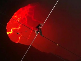 "Nik Wallenda ""King of the High Wire"""
