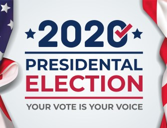Your Vote Is Your Voice: Vote Now