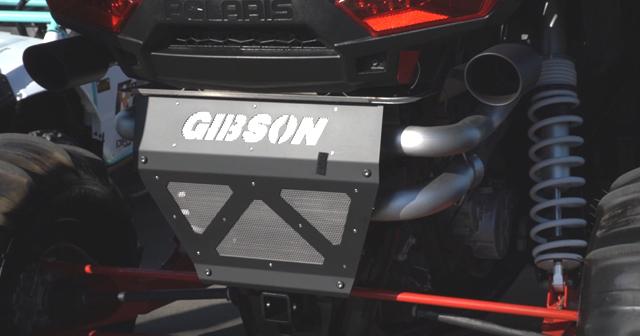 gibson exhaust for honda talon