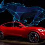 Ken Block Drives The Mustang Mach E Throttle News