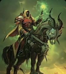 Teron Gorefiend, first Death Knight