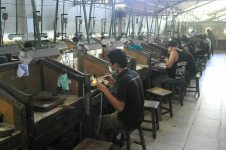 Gold and Silver Jewellery factory