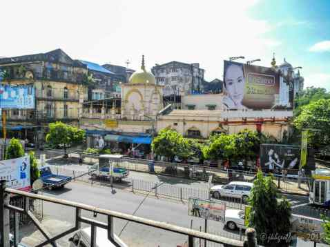 Bagyoke market area