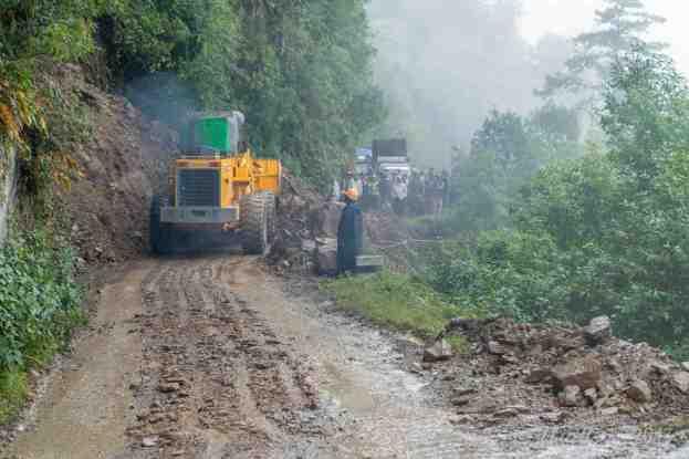 Clearing the Landslide