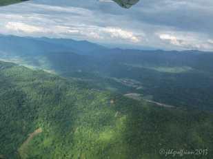 Mountains Near Kalay