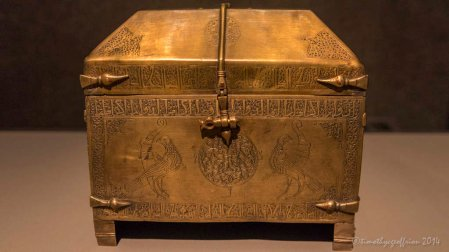 Casket Sicily (12th to 13th century)