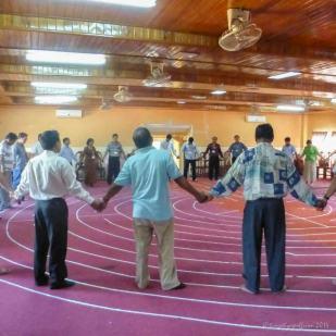 Closing prayer