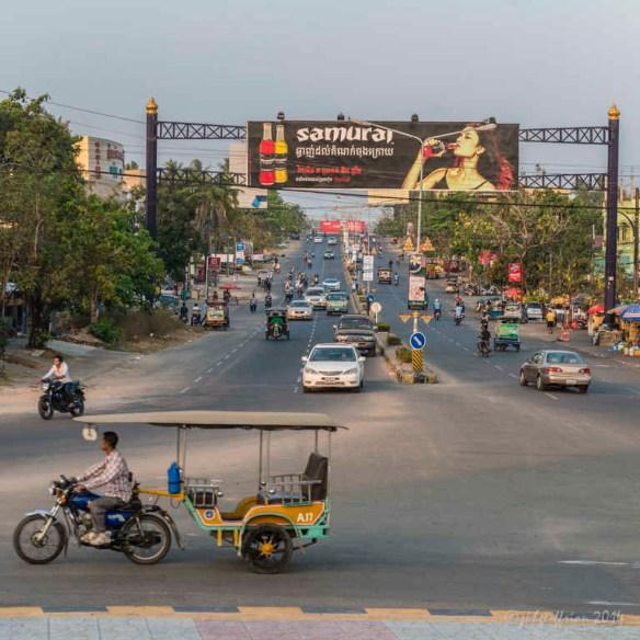 Cambodia Context