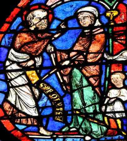 Elijah and the Widow of Zareptha (1 Kings 17:8-24)