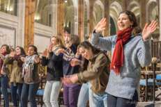 Singing and dancing: embodying the joy of Easter