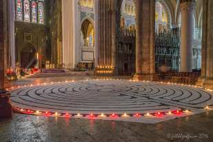Retraite Chartres Cathedral Labyrinth Walk by Jill K H Geoffrion