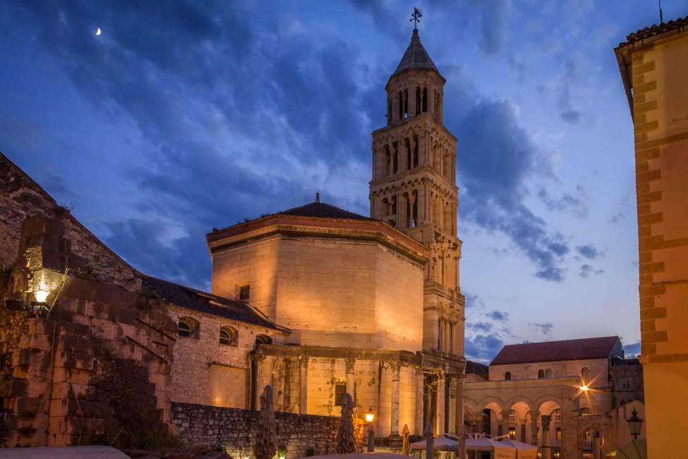 St. Duje, Split