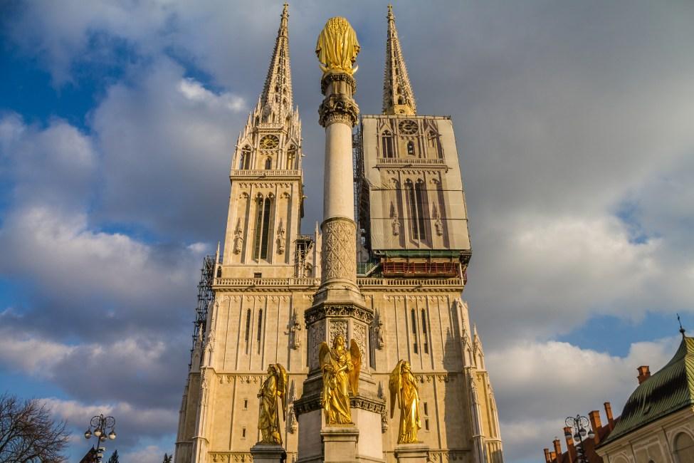 Zagreb - Katedrala