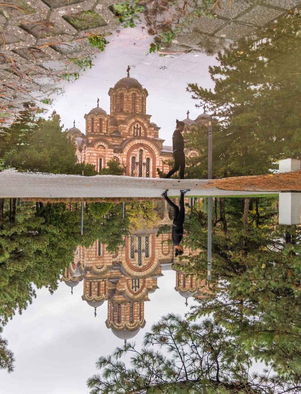 St. Mark's Church Reflection