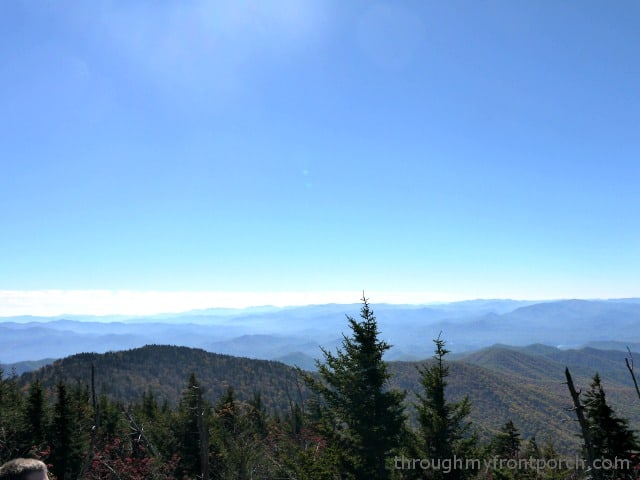 Smoky Mountains Clingman's Dome