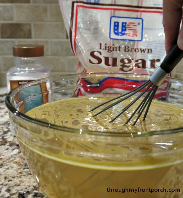 How To Brine Chicken Stirring