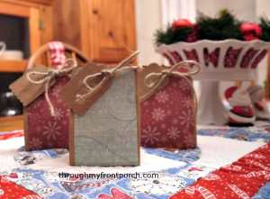 Last Minute Gifts – Hand Sanitizer Totes