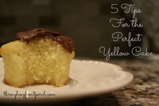 Follow my 5 simple tips for the perfect yellow cake.  Some of these tips I knew but skipped, thinking they weren't important. Not true. Baking a yellow cake is an art and a science. Baking should not be hurried. Enjoy the journey of baking. A perfect yellow cake should not be rushed. It is a work of art to be enjoyed.