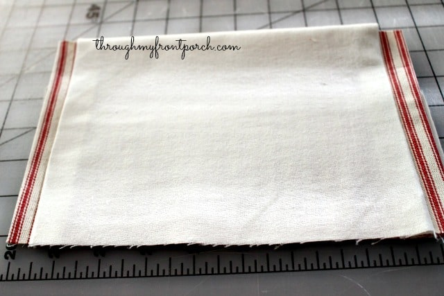How To Sew A Simple Table Runner